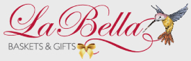 La Bella Baskets & Gifts Logo